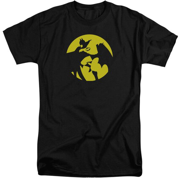Dco Batman Spotlight Short Sleeve Adult Tall T-Shirt