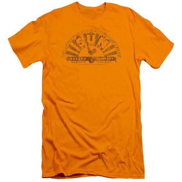 Sun Worn Logo Premuim Canvas Adult Slim Fit