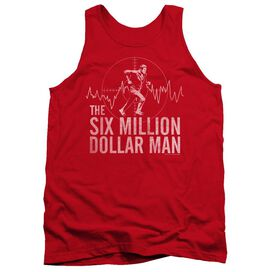 Six Million Dollar Man Target Adult Tank
