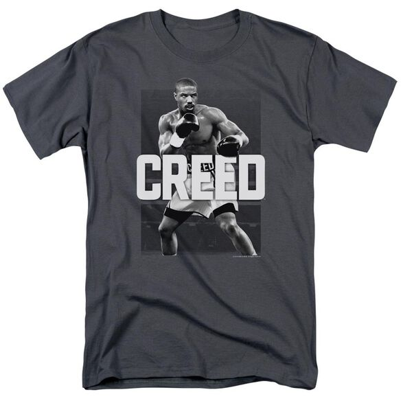 Creed Final Round Short Sleeve Adult T-Shirt