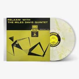 Miles Davis - Relaxin' with the Miles Davis Quintet [Exclusive Clear with Yellow High-Melt Vinyl]