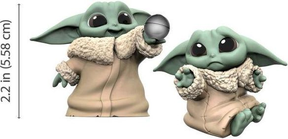 Star Wars - The Bounty Collection The Child Don't Leave & Ball Toy Figures [2-Pack]
