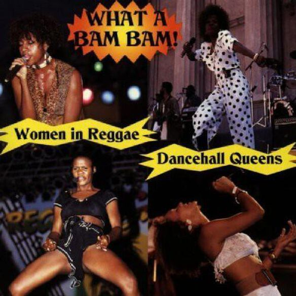 Various Artists - What a Bam Bam: Women in Reggae / Various