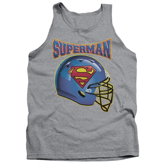 Superman Helmet Adult Tank Athletic