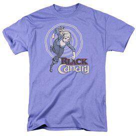 DC BLACK CANARY - S/S ADULT 18/1 - LAVENDAR T-Shirt