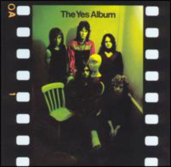 Yes Album (Ogv)