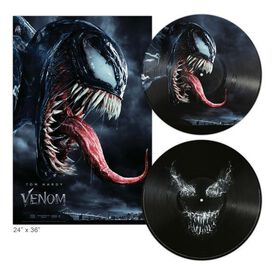 Ludwig Goransson - Venom Original Motion Picture Soundtrack [Exclusive Picture Disc Vinyl with Poster]