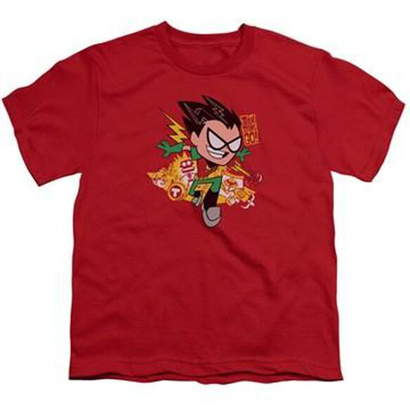 Teen Titans Go Robin Youth T-Shirt