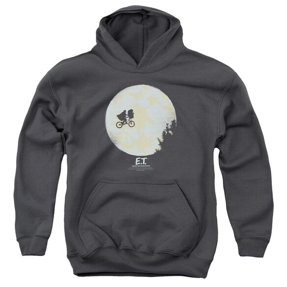 Et In The Moon Youth Pull Over Hoodie
