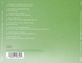 Peter Malick Group/Norah Jones - Chill Album