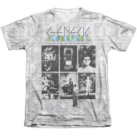 Genesis Lamp Adult Poly Cotton Short Sleeve Tee T-Shirt