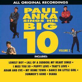 Paul Anka - Sings His Big Ten 2