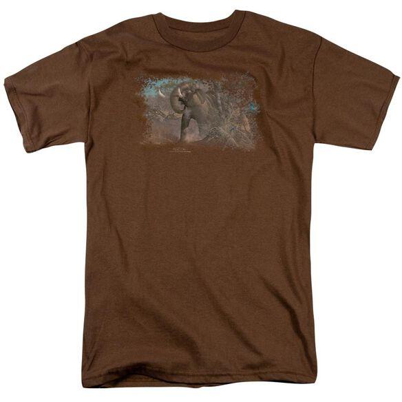 Wildlife Rolling Thunder Short Sleeve Adult T-Shirt