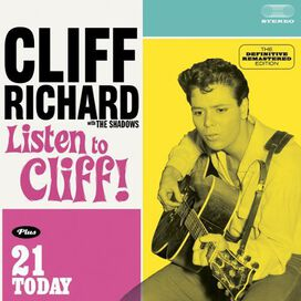Cliff Richard - Listen to Cliff! + 21 Today