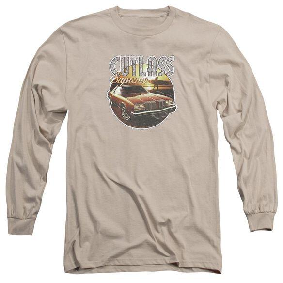 Oldsmobile Supreme Iron On Long Sleeve Adult T-Shirt