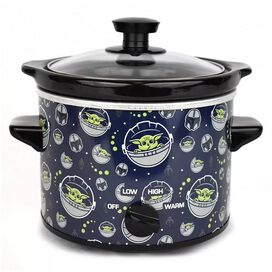 Star Wars The Mandolorian 2 QT Slow Cooker