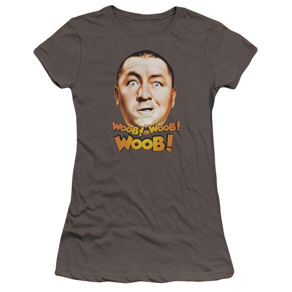 Three Stooges Woob Woob Woob Premium Bella Junior Sheer Jersey