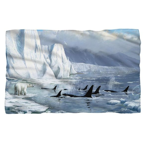 Wild Wings Glaciers Edge 2 Woven Throw