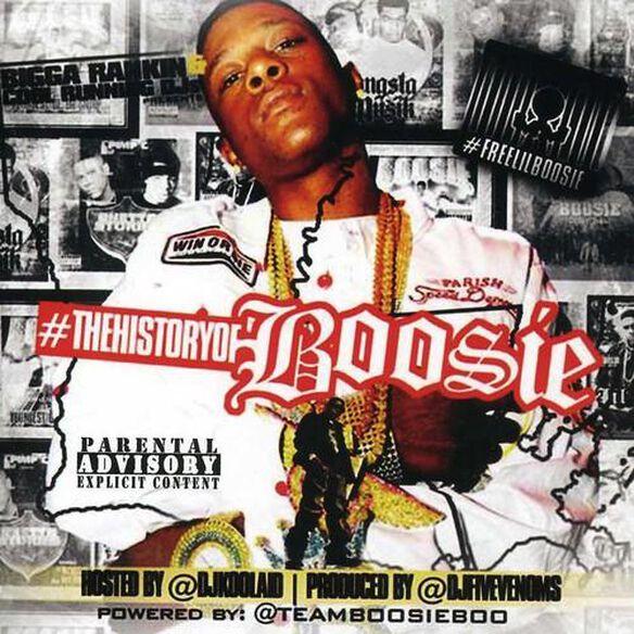 Lil Boosie - The History Of Boosie