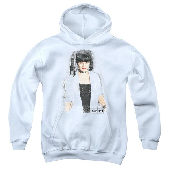 Ncis Abby Skulls Youth Pull Over Hoodie