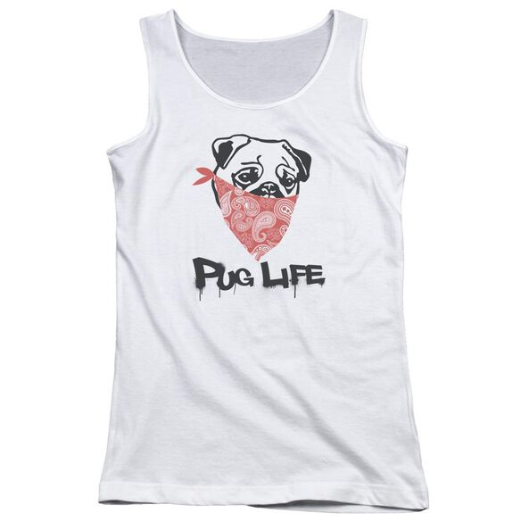 Pug Life Juniors Tank Top