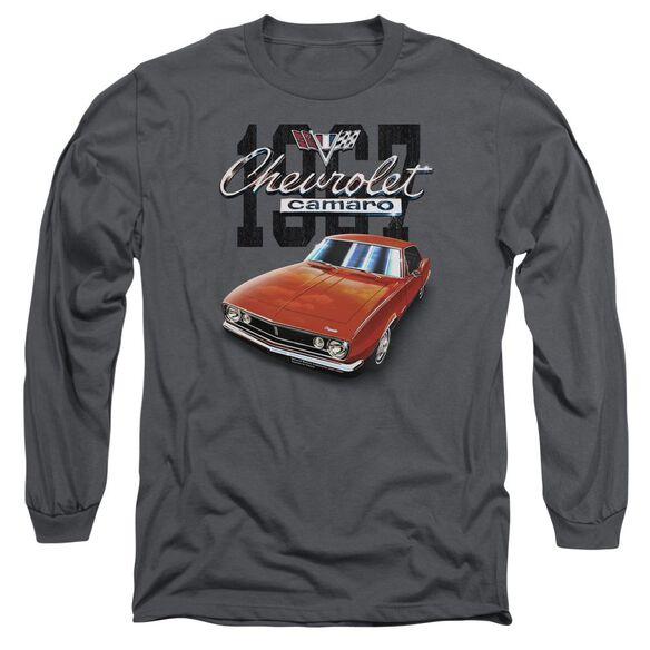 Chevrolet Classic Camaro Long Sleeve Adult T-Shirt