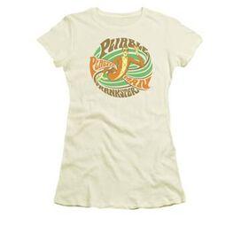 Plastic Man Pliable Prankster Juniors T-Shirt