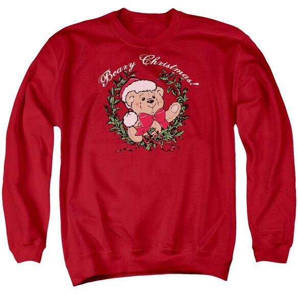 Beary Christmas Adult Crewneck Sweatshirt