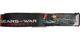 Gears of War Judgment Sofia Hendrick Seatbelt Belt