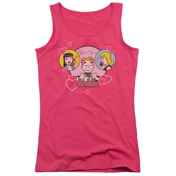 Archie Comics Two Is Better Juniors Tank Top Hot