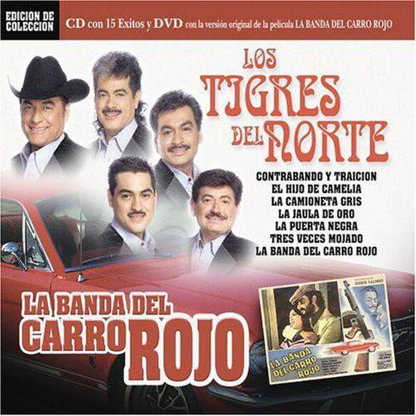 Banda Del Carro Rojo (W/Dvd)