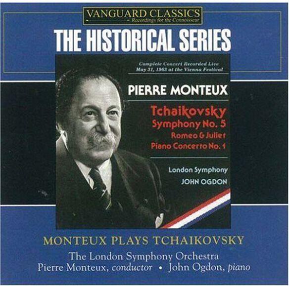 Pierre Monteux - Monteux Plays Tchaikovsky
