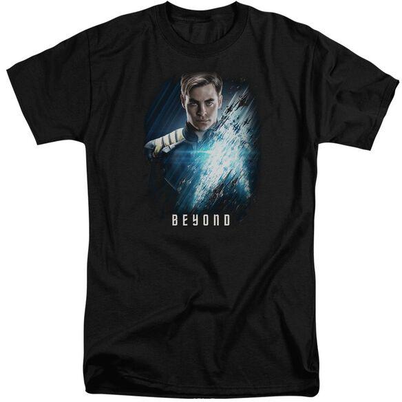 Star Trek Beyond Kirk Poster Short Sleeve Adult Tall T-Shirt