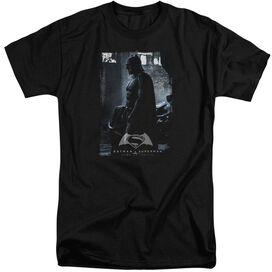 Batman V Superman Bat Poster Short Sleeve Adult Tall T-Shirt