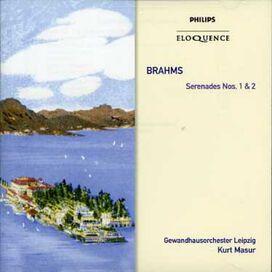 J. Brahms - Brahms: Serenades