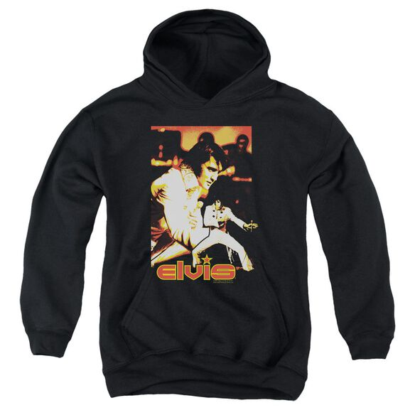 Elvis Showman Youth Pull Over Hoodie