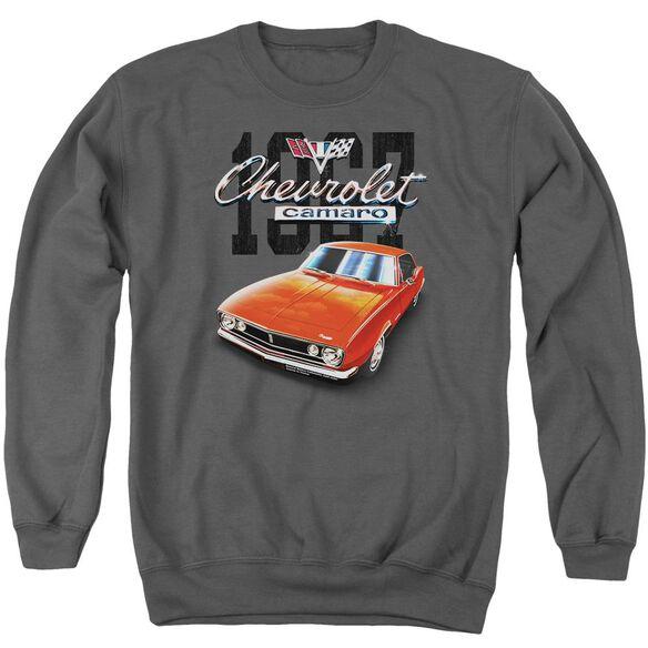 Chevrolet Classic Camaro Adult Crewneck Sweatshirt