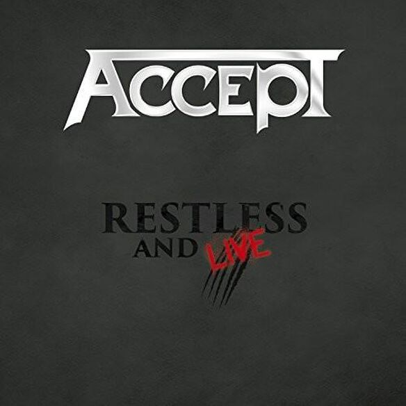 Restless And Live (W/Dvd) (Dig)