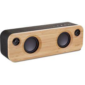 House of Marley EMJA013SB Get Together Mini Bluetooth Speaker Black
