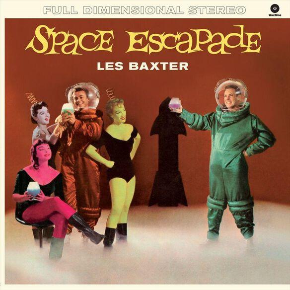 Space Escapade (Uk)