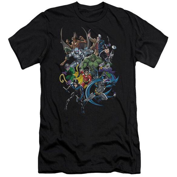 BATMAN SAINTS AND PSYCHOS-S/S T-Shirt