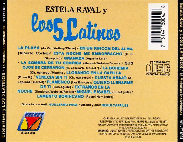 Estela Ravaly... 994