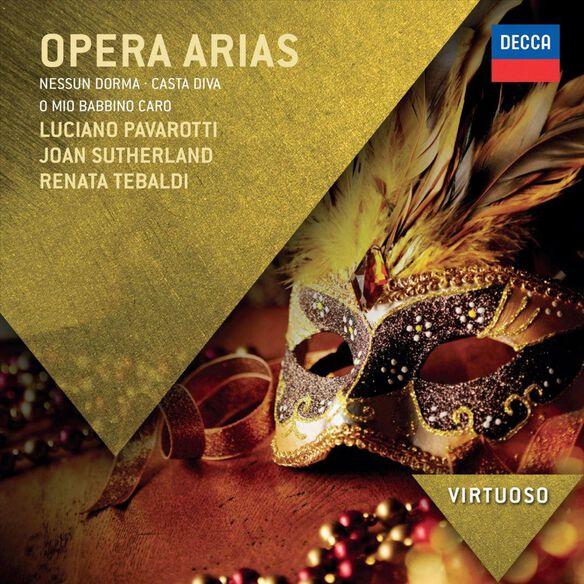 Opera Arias [Nessun Dorma/Casta Diva/Mio Babbino]
