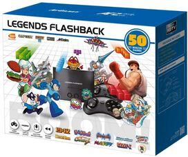 Legends Flashback BOOM! Game Console
