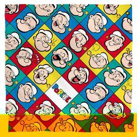 Popeye Many Moods Bandana