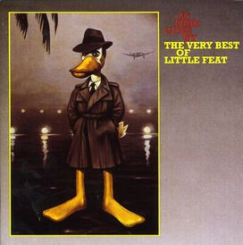 Little Feat - As Time Goes By: Best Of (eng)