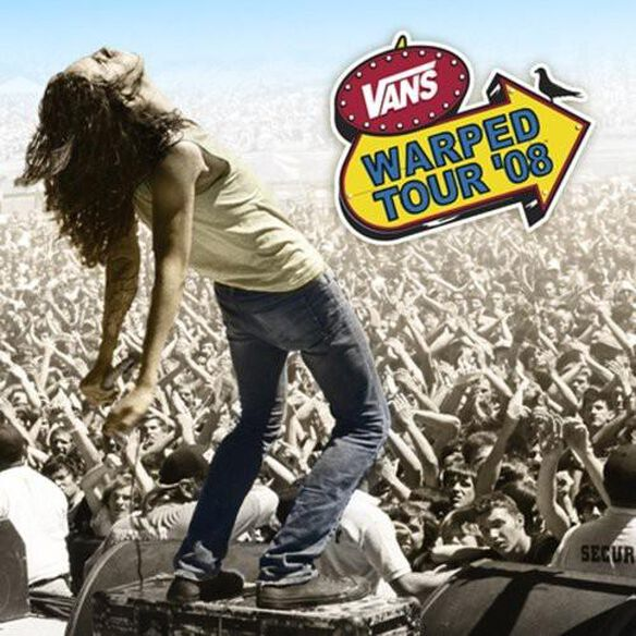 Various Artists - 2008 Warped Tour Compilation