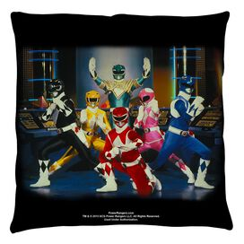 Power Rangers Stance Throw