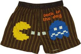 Pacman Back in Day Boxers