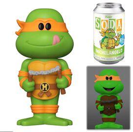 Funko Soda: Teenage Mutant Ninja Turtles Michaelangelo (w/chase)